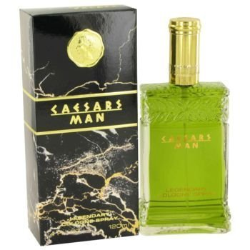 Caesars Caesars man ~ legendary cologne spray 4.0 oz 120 ml new in box by caesars palace beauty english manual