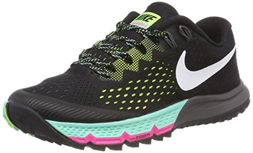 Nike Women's Air Zoom Terra Kiger 4 Running Shoe (6 B(M) US, Hot Punch Chaud/Bordeaux)
