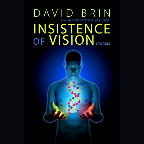 Insistence of Vision audiobook cover art