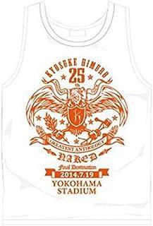 氷室京介 25周年全国ツアー KYOSUKE HIMURO 25th Anniversary TOUR GREATEST ANTHOLOGY - NAKED - 25th Anniversary 7/19 横浜スタジム配布 メモリアルタンクトップ