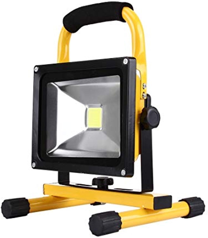 20W 1800LM Leben wasserdichte LED schlanke Handscheinwerferlampe, Wechselstrom 100-250V Sonnenlicht