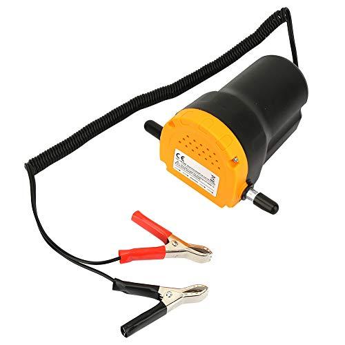 Cocoarm Olieafzuigpomp 12 V 60 W oliepomp afzuigpomp dieselpomp dieselpomp verwarmingsolie motorolie diesel transfer pomp voor auto motorfiets