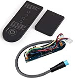 chuancheng Bluetooth Circuit Board & Dashboard Cover Replacement for Xiaomi MIJIA M365 Electric Scooter