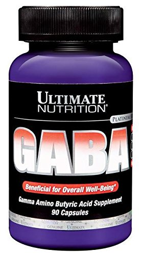 Ultimate Nutrition GABA,