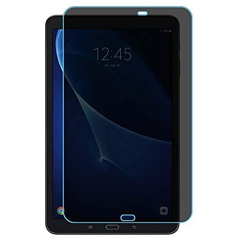 Vaxson Protector de Pantalla de Privacidad, compatible con Samsung Galaxy TAB A 10.1 2016 sm T580 T585 10.1' [no vidrio templado] TPU Película Protectora Anti Espía