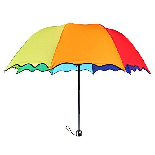 ColorDrip Ombrello pieghevole, Multicolore (Multicolore) - OU100360