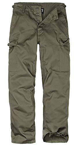 BW-ONLINE-SHOP Spodnie bojówki męskie cargo Army spodnie polowe
