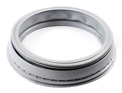 DREHFLEX - Junta para puerta de lavadora/sello para puertas de lavadoras de Bosch Siemens Constructa Neff Balay – Compatible con las partes: 00354135 // MAXX WFC WFH WFL WFO WH