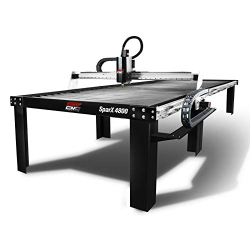 STV Motorsports SparX4800 4x8 CNC Plasma Cutting Table - Made in the USA