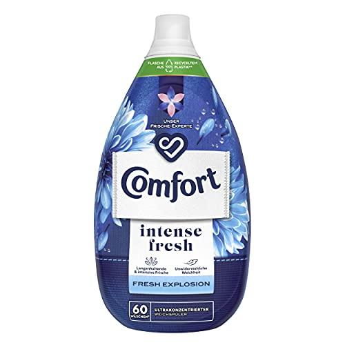 Comfort Intense Weichspüler Fresh Explosion für frische Wäsche 60 WL 900 ml