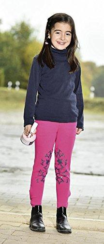 BUSSE Reithose LOTTA-KIDS, 110, pink (amparo)