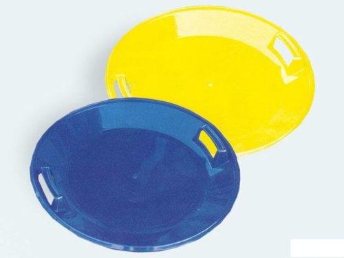 Schneeteller Plastik 65cm farbig sortiert