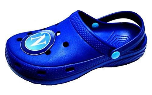 ARNETTA - Zapatillas de Estar por casa de Sintético para Hombre Azul Royal 39 Azul Size: 41 EU