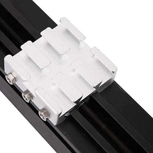 Deslizador transversal, deslizador transversal metálico Z010M, para mecanizado del eje Y del eje Z de la industria del eje X