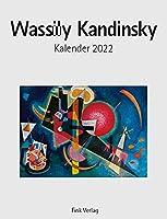 Wassily Kandinsky 2022: Kunst-Einsteckkalender