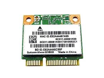 Qualcomm Atheros QCWB335 Mini PCI-Express 802.11b/g/n WLAN Bluetooth 4.0 WiFi Card 0C011-00061K00
