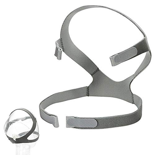 ResMed AirFit F20 N10 Replacement CP-AP Mask Headgear - Universal Fit by TOMOON - Compatible with Most Nasal & Full-Face Sleep Apnea Masks of Respi.ronics