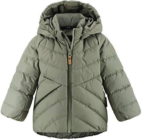Reima Ayles Daunenjacke Kleinkind Greyish Green Kindergröße 110 2020 Funktionsjacke
