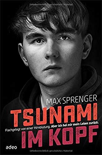 Tsunami im Kopf: Flachgelegt von einer Hirnblutung. Aber ich hol mir mein Leben zurück.