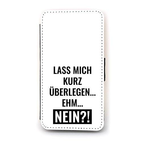 Cover con scritta in lingua inglese 'Humor' per iPhone 5 6 / Galaxy S5 S6 S7, design della custodia: Design 7, modello di cellulare: Samsung Galaxy S6 Edge