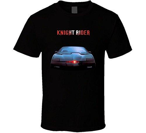 Kight Rider KITT Car Lights T-shirt, S, M, XL