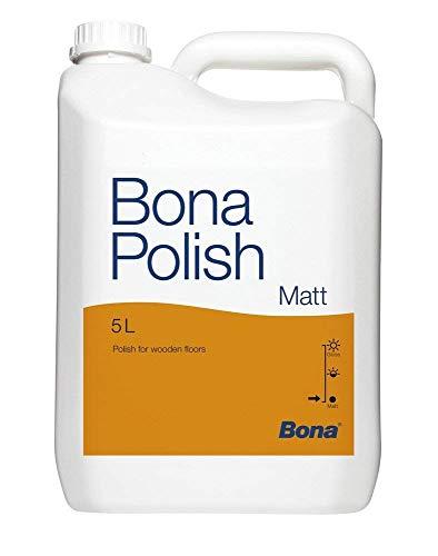 Bona Parkett Polish matt 5 Liter für lackierte Holzböden