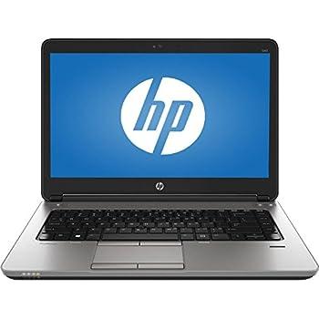 HP ProBook 640 G1 14in Notebook PC - Intel Core i5-4300M 2.6GHz 8GB 320GB HDD Windows 10 Professional  Renewed