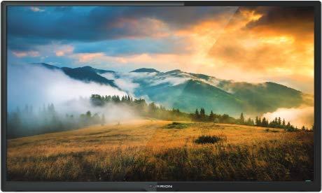Furrion 24' HD LED TV with Energy Saving, High Definition, HDMI Input, NTSC/ATSC, Stereo Speaker, VibrationSmart & Climatesmart Technology - FDFD24R1A
