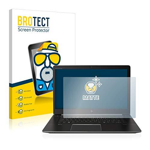 BROTECT Entspiegelungs-Schutzfolie kompatibel mit HP ZBook Studio G4 Bildschirmschutz-Folie Matt, Anti-Reflex, Anti-Fingerprint