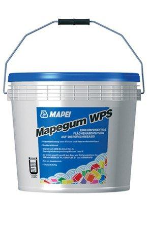 Mapei Mapegum WPS 1-K-Flächenabdichtung 10 kg - rissüberbrückende Verbundabdichtung unter keramischen Fliesen und Platten