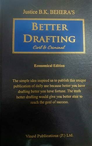 Better Drafting Civil & Criminal