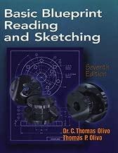 Basic Blueprint Reading and Sketching by C. Thomas(C. Thomas Olivo) Olivo (1998-11-04)