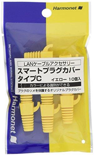 HLA-T-MPC-C-YL スマートカバータイプC黄10P