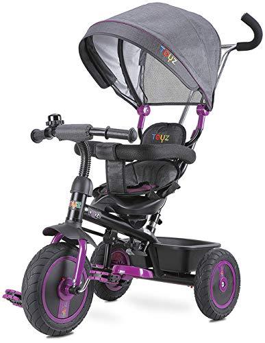 TOYZ TOYZ-0332 - Triciclo, Color Morado