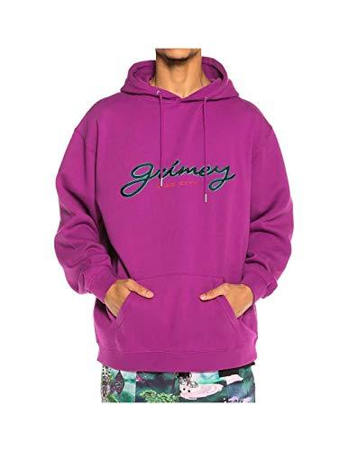 GRIMEY Sudadera Acknowledge Hoodie SS20 Purple-M