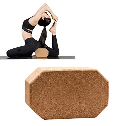zhppac Ladrillos Yoga Yoga Block De Espuma Pilates Bloques Bloque de Yoga Conjunto Bloques de Yoga Bloque de Espuma de Alta Densidad Soporte para Yoga 1pc,-