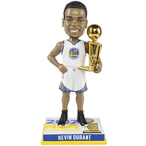 FOCO NBA Golden State Warriors DURANT K. #35 (2017 Edition) NBA Champions 8' BOBBLE