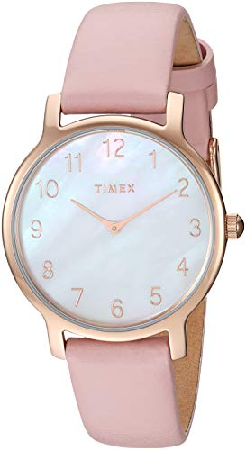 Timex Women's Metropolitan 34mm Watch