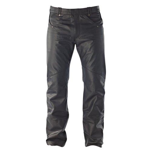 IXON ROCK Lederhose schwarz L
