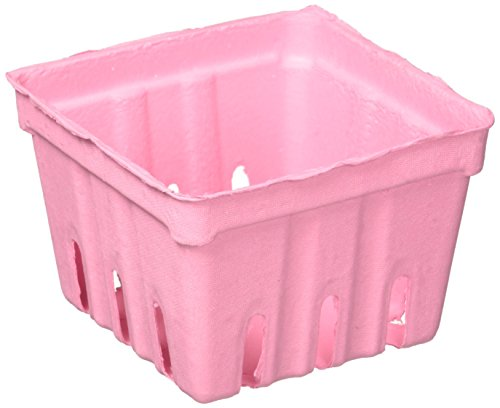 BCI Crafts BCI53453 Berry Basket 10Pc Pink