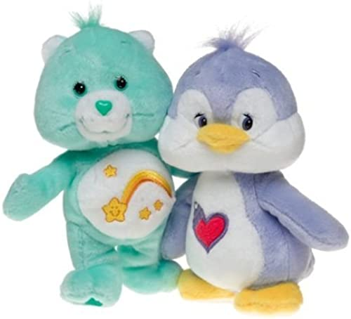 Care Bear Cuddlers  Wish with Cozy Heart Penguin by Care Bears