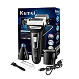 5in1 Haarschneider Haarschneider für Männer, Bartschneider Nasen-Ohr-Gesichtshaarschneider und...