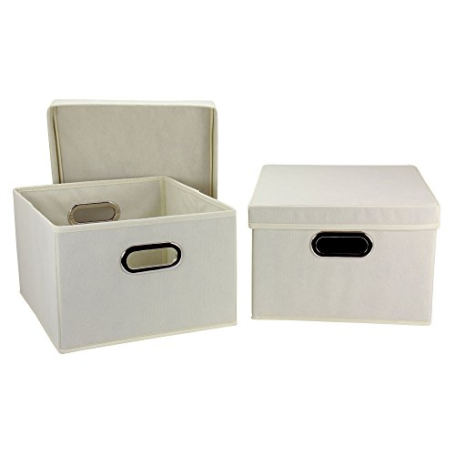 caja tela fabricante Household Essentials