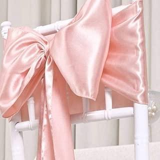 Best blush chair bows Reviews