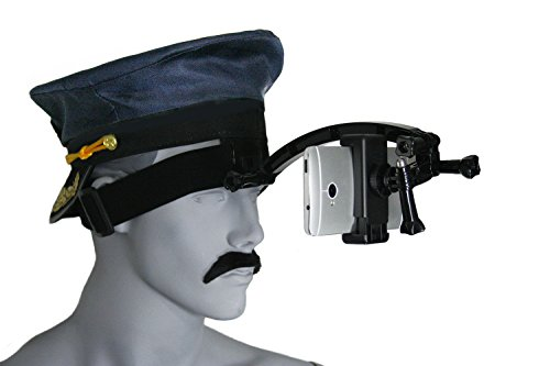 Livestream Gear LS-Head Head Mount with Ext & Phone Mo