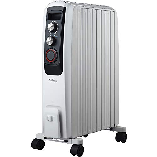 Pro Breeze 2000W Electric Radiator