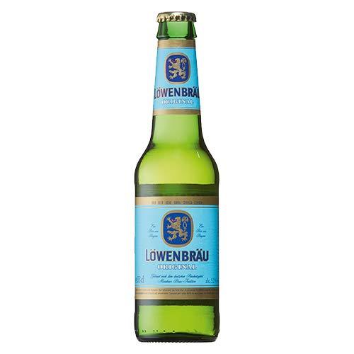 Birra LOWENBRAU 12 Bottiglie 33,cl