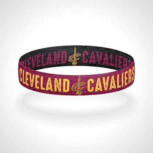Reversible Cleveland-Cavaliers Bracelet Wristband