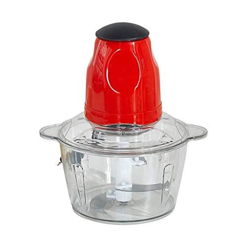 GJJSZ Mini picadora de Alimentos para Frutas,Verduras y Hierbas |Batidora compacta batidora |Picadora de Carne eléctrica pequeña con Cuchillas de Acero Inoxidable Apta para lavavajillas xiao1230
