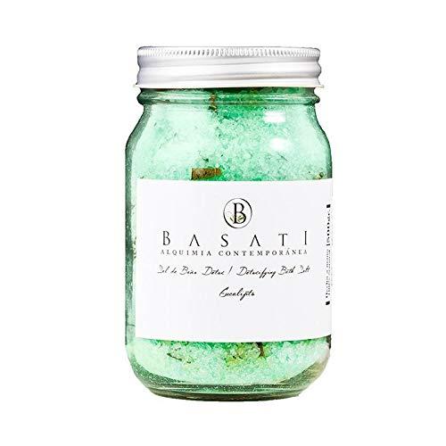Basati - Sal De Baño Detox Eucalipto